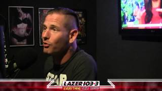 Andy Hall interviews Corey Taylor - You