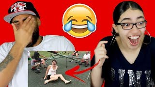 JUST WAIT FOR IT! - Extremely Funny Moments and Fails REACTION
