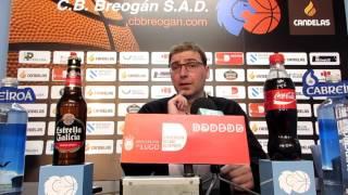 Video Roberto Sánchez na sala de prensa PAzo Provincial Lugo