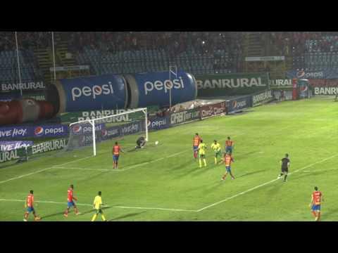 Municipal 2-0 Guastatoya - Final Clausura 2017