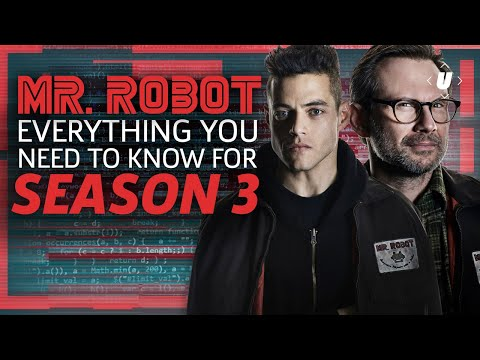 everything you need to know about mr robot season 3 youtuby