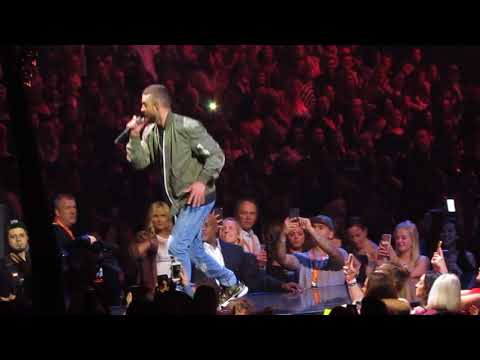 Justin Timberlake - Montana, Summer Love - Man of the Woods Tour - Boston 4/5/18 - FULL