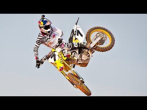 James Stewart Supercross Preparation (Late 2014)
