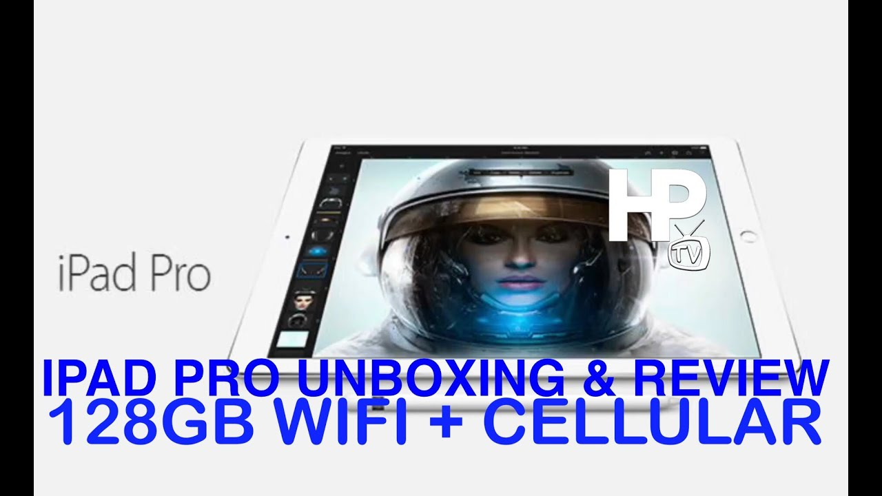 apple ipad pro gb gold wifi  cellular unboxing  review  hourphilippinescom youtube