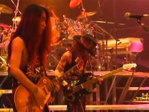 X (X JAPAN) Celebration (Tokyo Dome 1992.01.07)