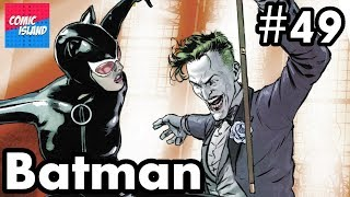 Joker vs. Catwoman: Batman #49 Review