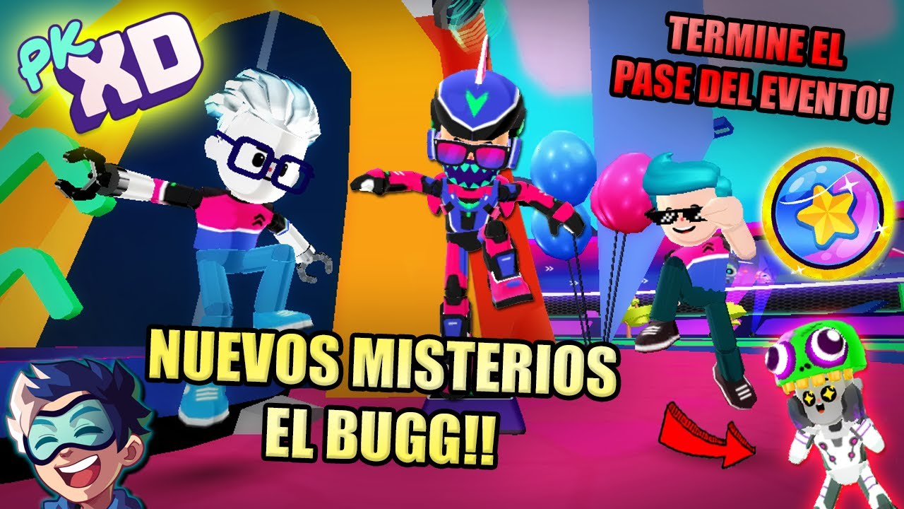 EL VIAJERO Y EL BUGG! UN ZOMBIE EN PK XD!   Soy Blue   PK XD Español