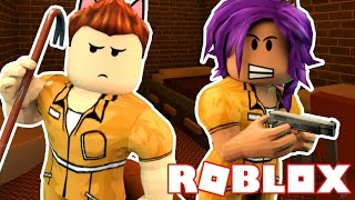 Getting Arrested On Roblox! w/Seapeekay