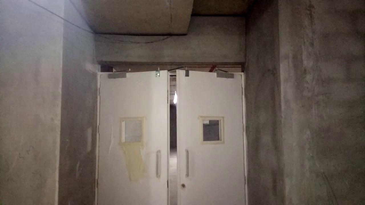 Double door coordinator & Double door coordinator - YouTube