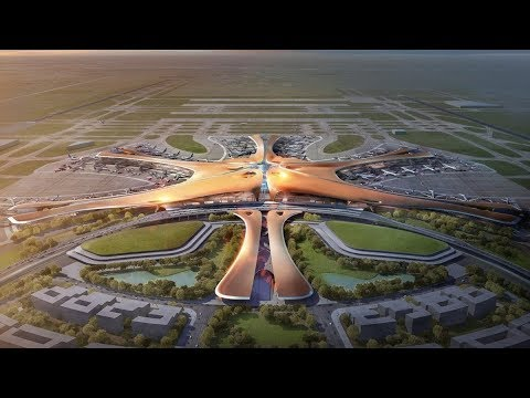 Top 5 Best Airports of the Future 2030