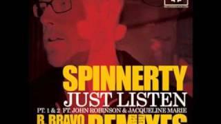 Play Just Listen Feat. John Robinson (B. Bravo Remix)