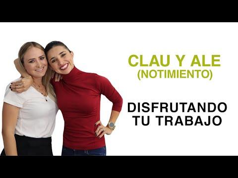 Disfrutando Tu Trabajo | Ft. Ale & Clau de NOTIMIENTO