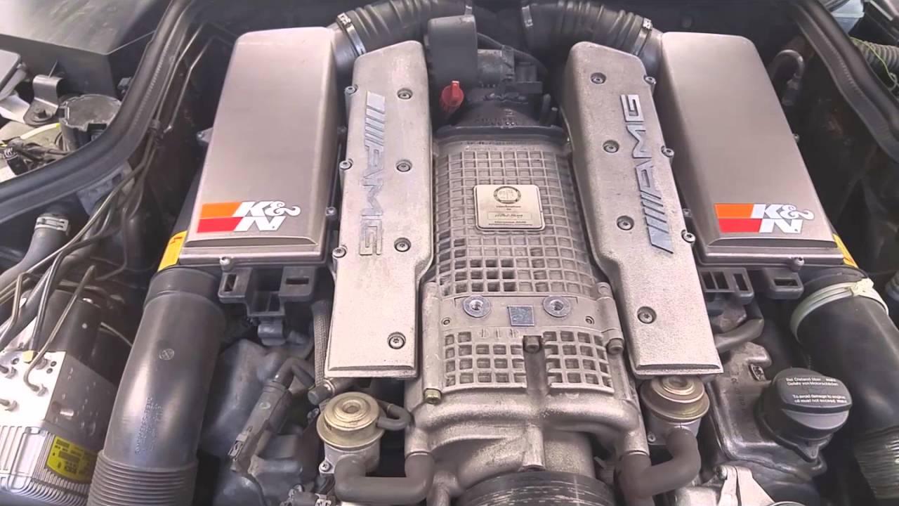 Mercedes benz w211 e55 amg kompressor engine review youtube for Mercedes benz kompressor engine