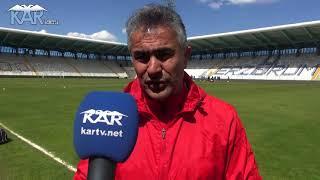BB.Erzurumspor'da Altıparmak: Elazığspor Maçı Bizim İçin Final...
