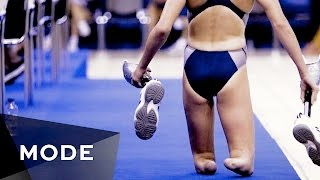 I'm a Paralympic Swimmer | My Life ★ Glam.com