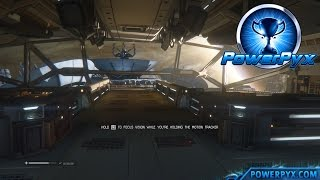 Alien Isolation - Just out of Reach Trophy / Achievement Guide