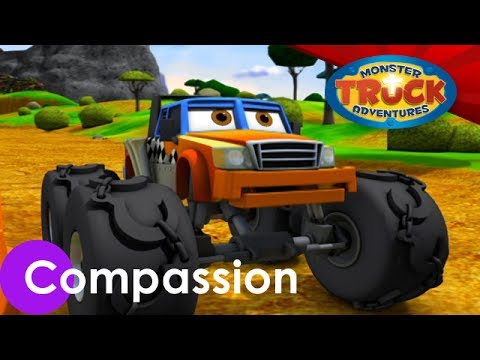 Monster Truck Adventures Straight To the Finish Movie HD free download 720p