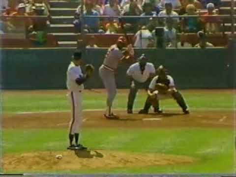 1987 09 19 NBC GOW Cincinnati Reds at San Francisco Giants