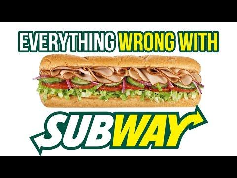 Subway  reportage choc sur le mastodonte du sandwich