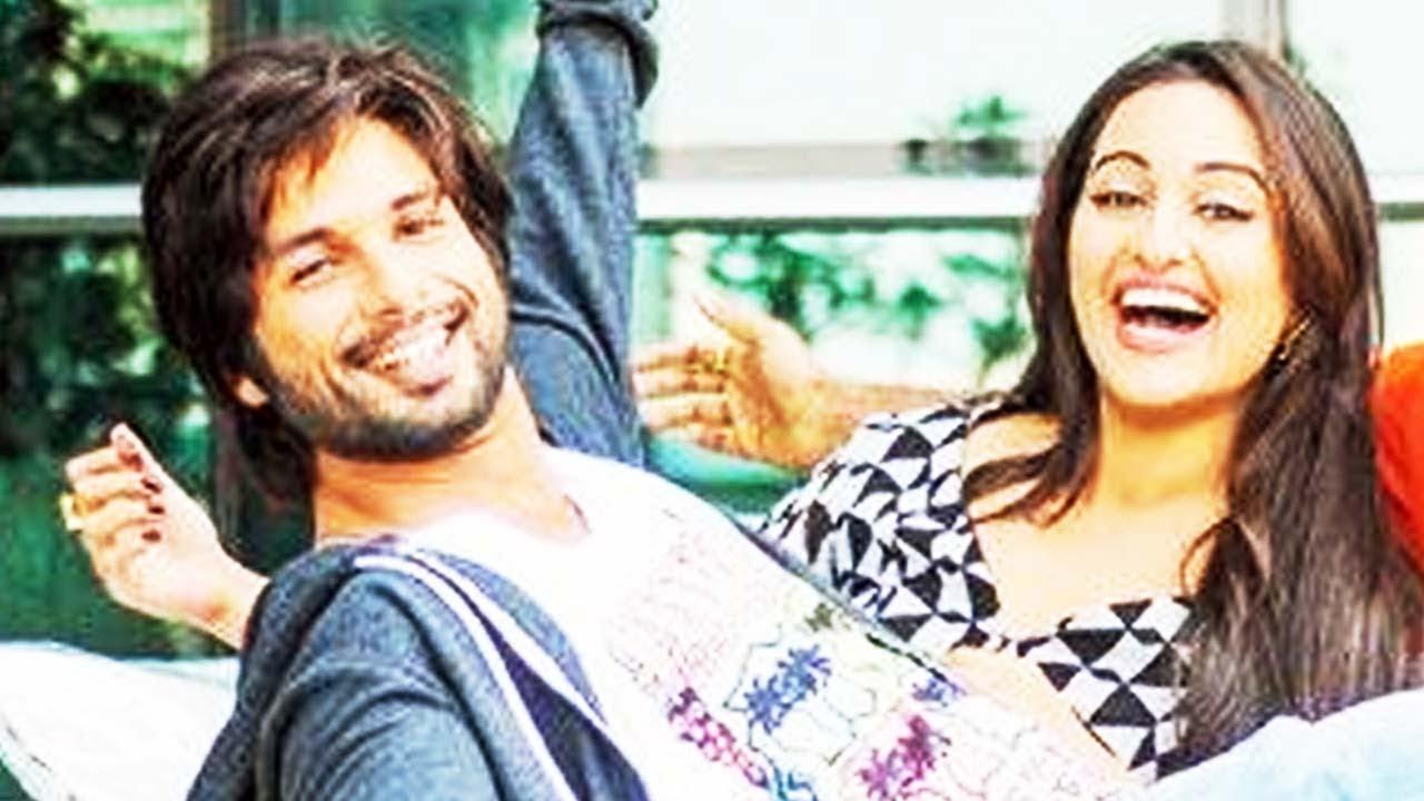 Shahid kapoor and sonakshi sinha dating