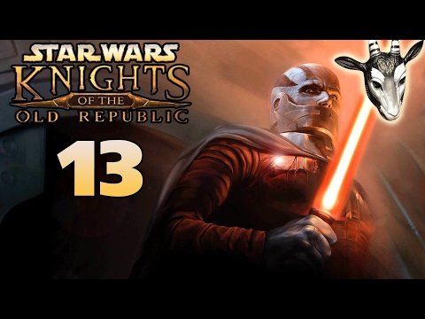 "#13 ● Was ist das Gelobte Land? ● LET'S PLAY ""Star Wars: Knights of the Old Republic"""