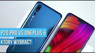 Huawei P20 Pro vs OnePlus 6 - Porównanie - Który jest BARDZIEJ OPŁACALNY w 2019?/ Mobileo [PL]
