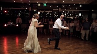 Download BEST surprise father daughter wedding dance to epic song mashup | Utah Wedding Videographer