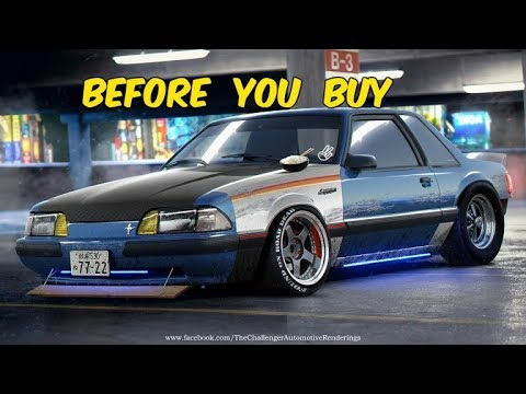 Watch This BEFORE You Buy a Fox Body Mustang GT (1979-1993)