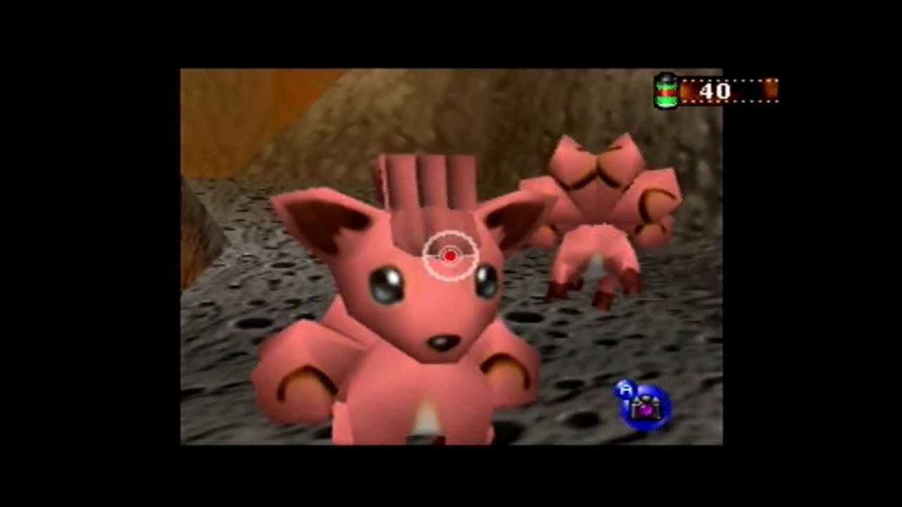 pokemon snap how to get muk