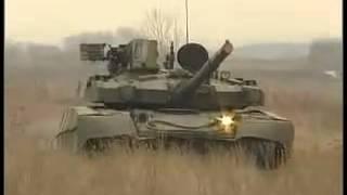 украинский супер танк Оплот(украинские оружейники разработали новый танк Оплот, по характеристикам не уступающий новейшим супер танка..., 2013-06-28T19:44:57.000Z)