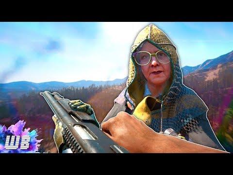 Far Cry New Dawn - GETTING HELP FROM AN ELDERLY WOMAN thumbnail