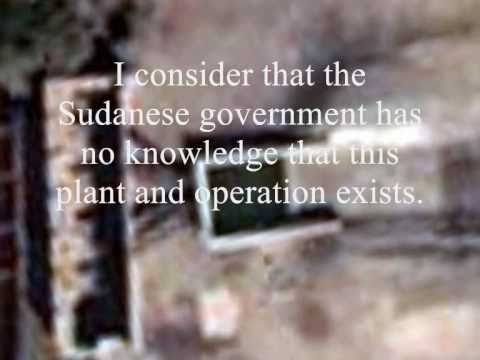 None Human Habitation - Sudan - East Bank Of The River Nile.wmv