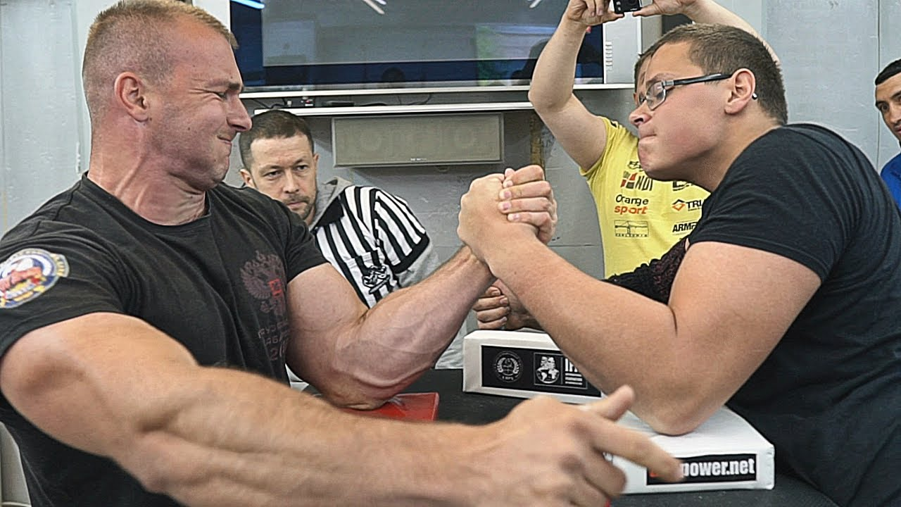 Schoolboy Arm Wrestle in Russia 2020 #rematch