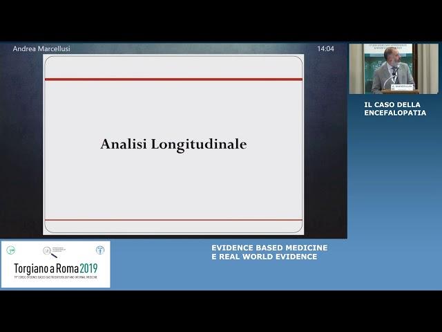 EBGH Torgiano 19 - Il Caso ella Encefalopatia di Andrea Marcellusi
