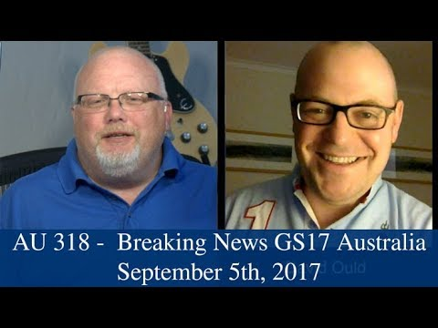 Anglican Unscripted #318 - Breaking News GS17 Australia