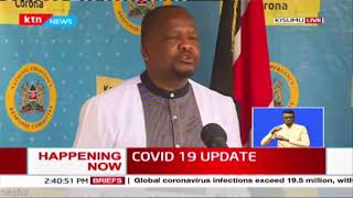 Fatalities: 2 Patients have died in the past 24hours due to COVID-19