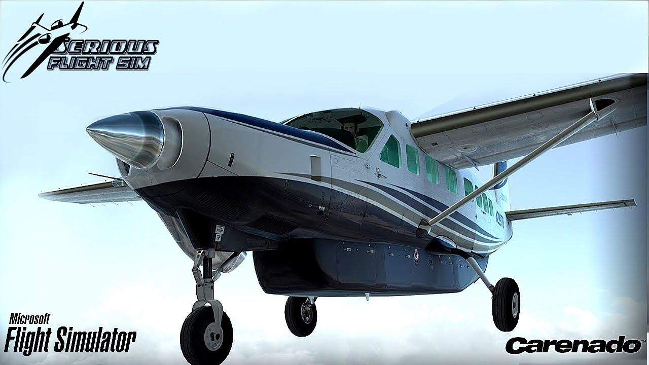 carenado cessna grand caravan engine start tutorial fsx youtube rh youtube com Harrison Ford Cessna 208 Caravan Cessna 208 Caravan Interior