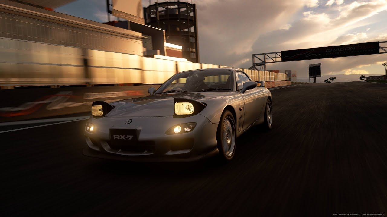 Gran Turismo Sport Mazda Rx 7 Spirit R Type A Gameplay Replay Ps4 Gt Standard Edition R3