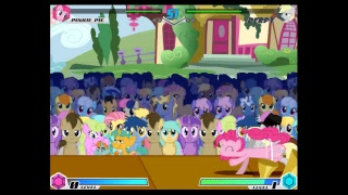 My Little Pony Fighting Is Magic Live Gameplay