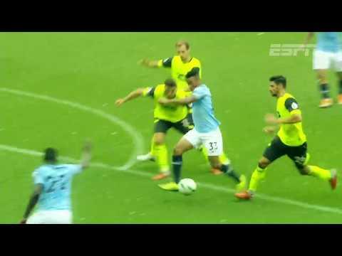 Manchester City e Southamptom se enfrentam nesse domingo, às 13h00