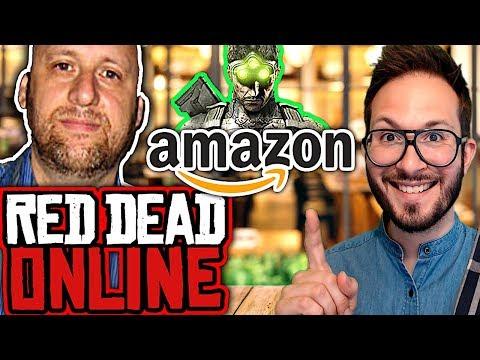 Amazon se lance dans le Cloud Gaming ! David Cage et Splinter Cell teasent, Red Dead Online...