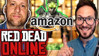 Amazon se lance dans le Cloud Gaming ! David Cage et Splinter Cell teasent, Red Dead Online...