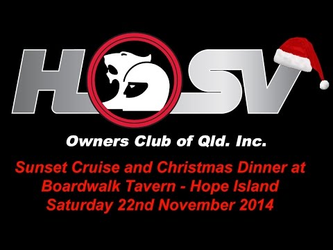 Christmas Party and Sunset Cruise - Boardwalk Tavern Hope Island 22nd November 2014