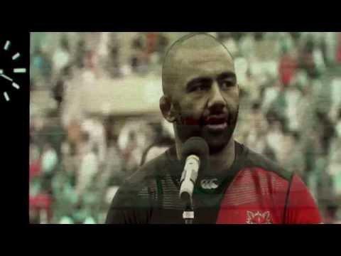 リーチ マイケルMichael Leitchラグビー日本代表キャプテン ワールドカップ応援のお礼メッセージ