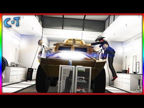 GTA 5 Gunrunning -  Buying Best Bunker, Mobile Operations Center, APCs, AA Guns & More