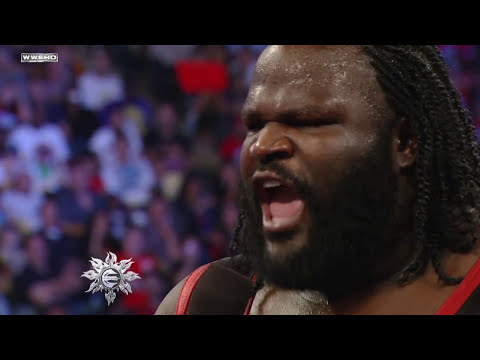 """Friday Night SmackDown - """"The Cutting Edge"""" with Randy Orton and Mark Henry"""