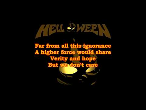 Helloween - Final Fortune (Gambling with the Devil) With Lyrics