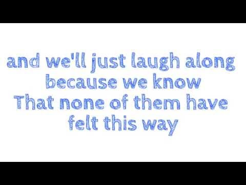 Hey There Delilah by The Plain White T's (Lyric Video)