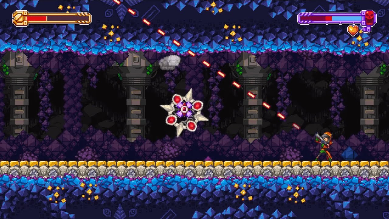 Image result for Iconoclasts Mina level