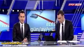 Deplasman Yarağı - NTV Spor Canlı Yayın Kazası